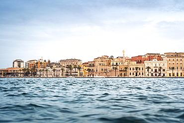 City view, Brindisi, Puglia, Italy, Europe