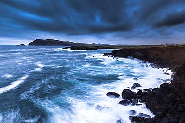 Atlantic Ocean, near Dunquin, Dingle Peninsula, County Kerry, Ireland, Europe