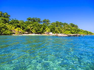 Sun-Sun Beach, Blue Lagoon, Jamaica, Central America