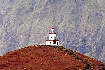 Nuestra Senora de la Candelaria, church, La Frontera, El Golfo, El Hierro, Canary Islands, Spain, Europe