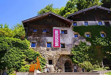 Museum of craftsmanship, Museum, Nail forging houses, Rattenberg, Inntal, Tyrol, Austria, Europe