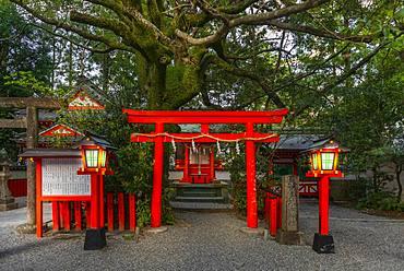 Kumano Hayatama Taisha, Shinto Shrine, Wakayama, Japan, Asia