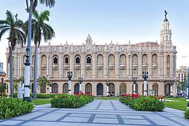 Gran Teatro de La Habana, Havana, Cuba, Central America