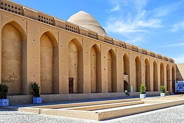 Yakhchal or ice house, Meybod, Yazd Province, Iran, Asia