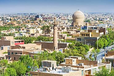 Cityscape, Meybod, Yazd Province, Iran, Asia