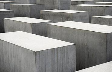 Holocaust Memorial, Memorial to the Murdered Jews of Europe, Berlin, Germany, Europe