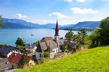 Salzkammergut, Upper Austria, Austria, Europe