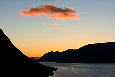 Arnarfjoerour, Northwest Iceland, Iceland, Europe