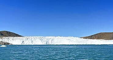 Eqi Glacier, Disko Bay, West Greenland, Greenland, North America