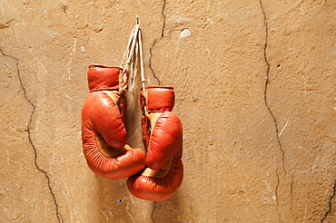 Boxing gloves, France, Europe