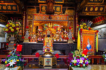 Tainan Grand Mazu Temple, Tainan, Taiwan, Asia