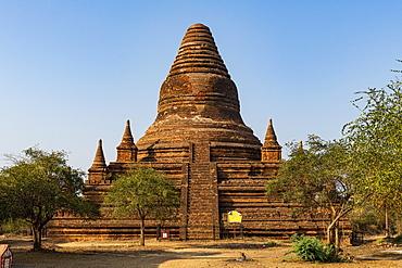 Stupa, Bagan, Myanmar, Asia