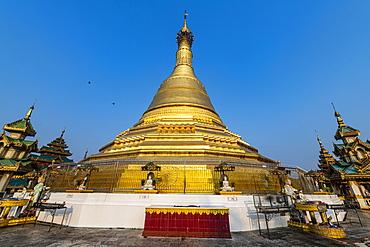 Shwe Taung Sar Pagoda, Payagyi, Dawei, Mon state, Myanmar, Asia