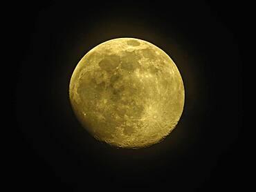Full Moon, Lower Saxony, Germany, Europe
