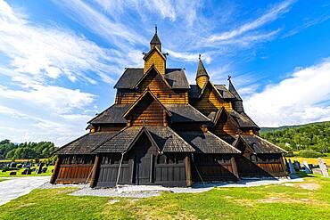 Heddal Stave Church, Notodden, Norway, Europe