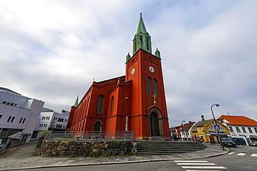 St. Petri kirke, Stavanger, Norway, Europe