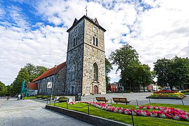 Our Lady Church, Trondheim, Norway, Europe