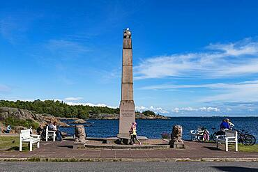 Monument of Liberty, Hanko southern Finland