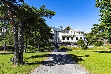 Wooden villa, Hanko, southern Finland