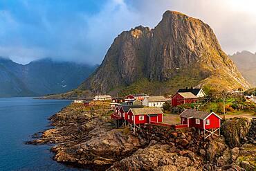 Hamnoy, Reine, Lofoten, Norway, Europe