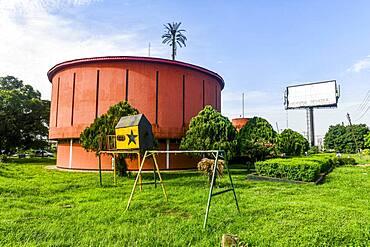 Benin National Museum in the Royal gardens, Benin city, Nigeria, Africa