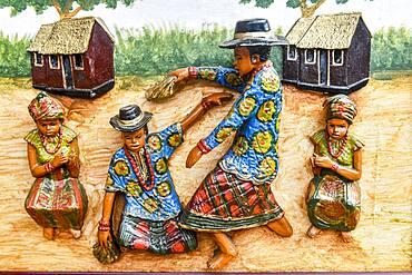 Nigerian art for sale, Benin city, Nigeria, Africa