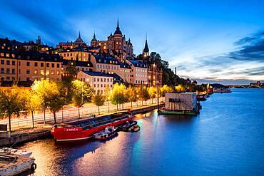 Mariahissen, Soeder Maelarstrand, Stockholm, Sweden, Europe