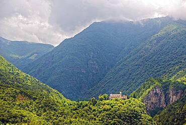 Chiesa di San Giuseppe, Santa Lucia, Trentino-Alto Adige, Italy, Europe