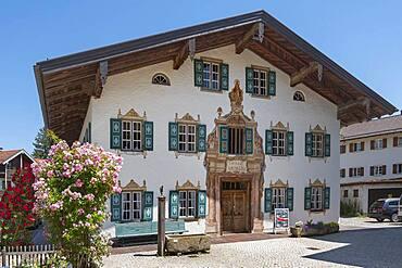 Museum of local history, Prien am Chiemsee, Upper Bavaria, Bavaria, Germany, Europe