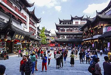 Yuyuan Bazaar, Shanghai, People's Republic of China