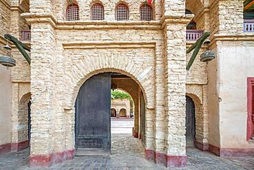 Old town or so called Medina of Agadir, Morocco, Africa