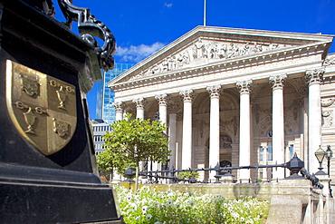 The Royal Exchange, City of London, London, England, United Kingdom, Europe