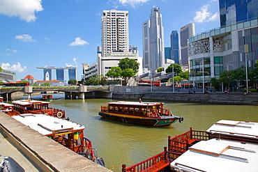 Clarke Quay, Singapore, Southeast Asia
