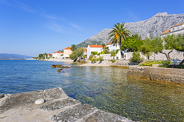 Coast, Orebic, Dalmatia, Croatia, Europe