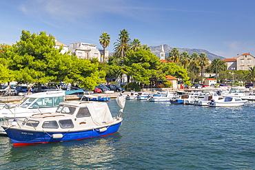 Small Harbour, Orebic, Dalmatia, Croatia, Europe