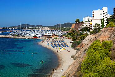 Portals Nous, Mallorca (Majorca), Balearic Islands, Spain, Mediterranean, Europe