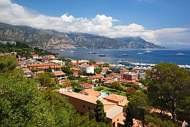 Saint-Jean-Cap-Ferrat, Provence-Alpes-Cote d'Azur, Provence, France, Europe