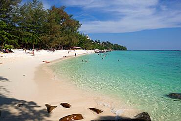 Long Beach, Koh Phi Phi, Krabi Province, Thailand, Southeast Asia, Asia