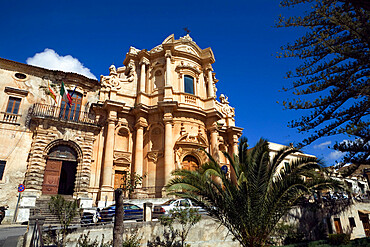 Baroque architecture, Noto, Sicily, Italy, Europe