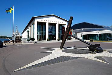Marinmuseum national naval museum, Karlskrona, Blekinge, South Sweden, Sweden, Scandinavia, Europe