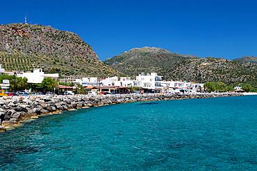 Paleohora, Chania region, Crete, Greek Islands, Greece, Europe