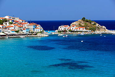 Kokkari, Samos, Aegean Islands, Greece
