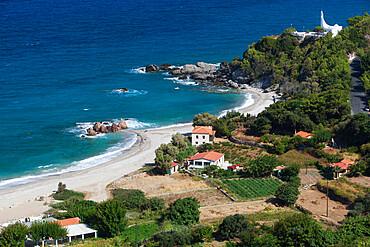 Potami beach, near Karlovassi, Samos, Aegean Islands, Greece