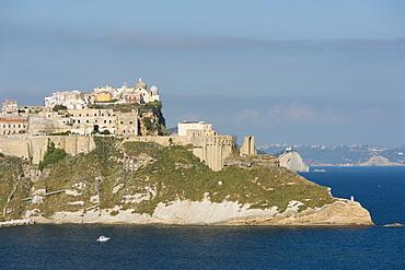 Island of Procida, Bay of Naples, Campania, Italy, Europe
