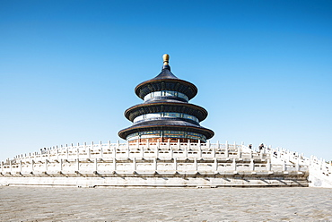 Hall of Prayer for Good Harvests, Temple of Heaven, UNESCO World Heritage Site, Beijing, China, Asia