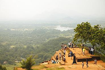 Sigiriya, UNESCO World Heritage Site, Central Province, Sri Lanka, Asia