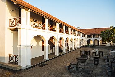 Dutch Hospital Building, Galle, South Coast, Sri Lanka, Asia
