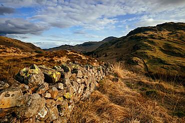 Langdale Valley, Lake District National Park, Cumbria, England, United Kingdom