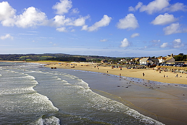 Marazion beach, Cornwall, England, United Kingdom, Europe