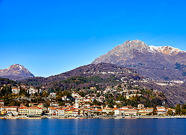 Menaggio on the western shore of Lake Como, Lombardy, Italian Lakes, Italy, Europe